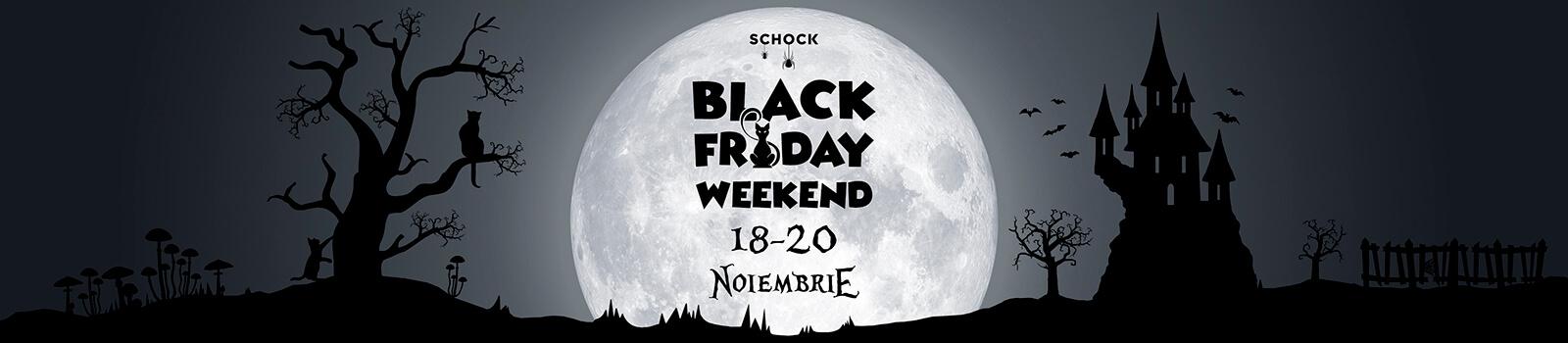 Black Friday Weekend 2016