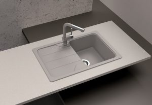 Chiuveta Granit Schock Formhaus D-100S 780 x 500 mm