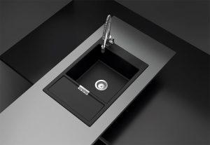 Chiuveta Granit Schock Mono D-100XS Puro 780 x 510 mm